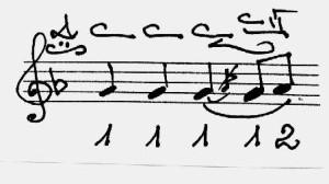 Initial formulas - Suceveanu