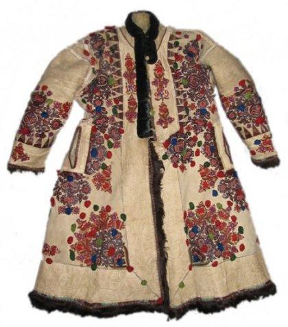 Cojoc Femeiesc Sasesc 1899