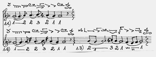 - cadence level = di - 1 - Nectarie